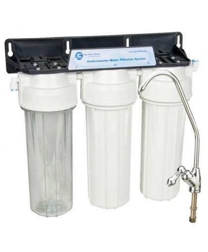 """Трехступенчатая система фильтрации под мойку""""Aquafilter FP3-2"""""""