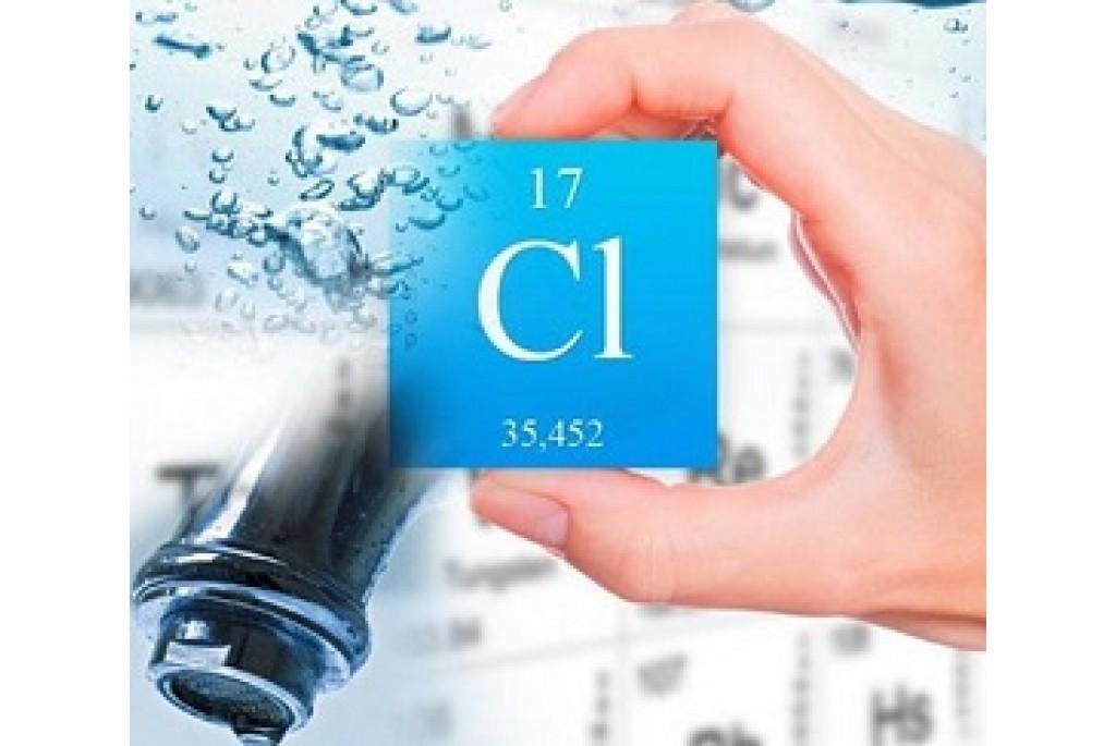 Как удалить хлор из домашней водопроводной воды?