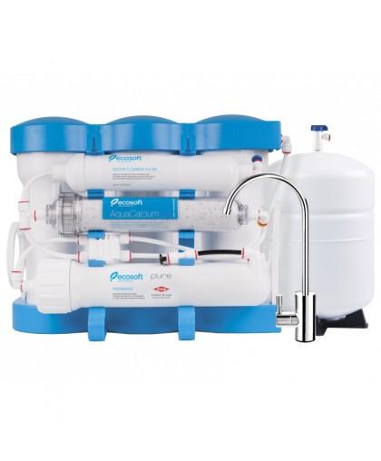 "Система обратного осмоса ""Ecosoft PURE AquaCalcium"""