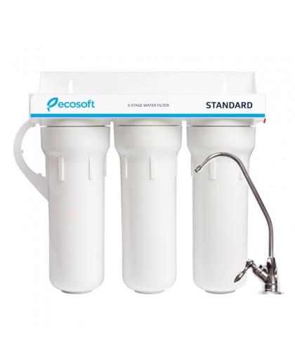 """Проточная система для очистки воды """"Ecosoft Standart"""""""