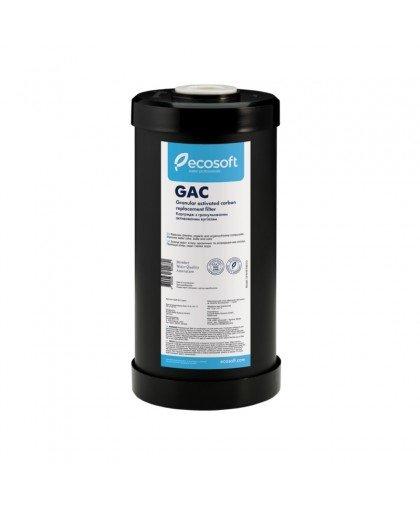 """Картридж с гранулированным активированным углем""""Ecosoft GAC 10""""BB"""
